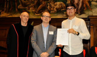 Appen Prize for Excellence Awarded at Sydney University