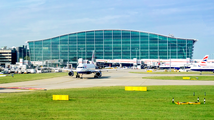 Photo of Heathrow Airport Terminal