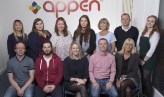 The Appen Exeter Team
