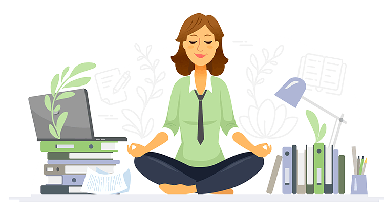 Stay Mindful While Working