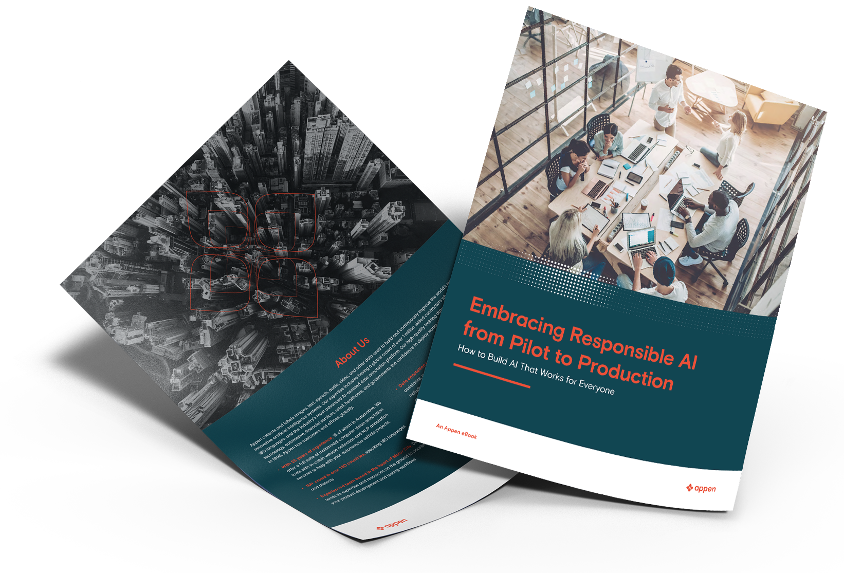 Embracing Responsible AI from Pilot to Production ebook cover